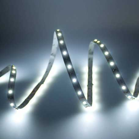Retail 1m white flexible LED tape. Filaments Light Painting effect