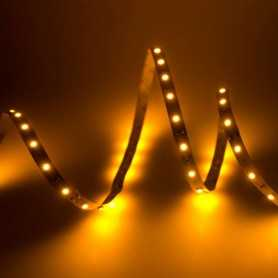 Retail 1m orange flexible LED tape. Filaments Light Painting effect