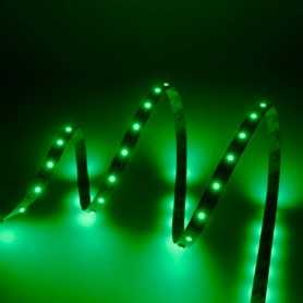 Ruban led flexible vert au détail 1m. Effet Light Painting filaments