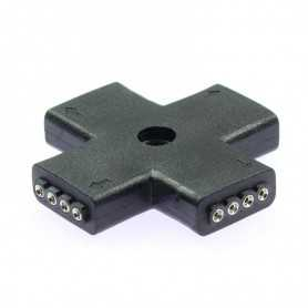 X-connector for Light Painting multicolored LED tape