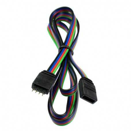 1m RGB extension cable for multicolored LED tape