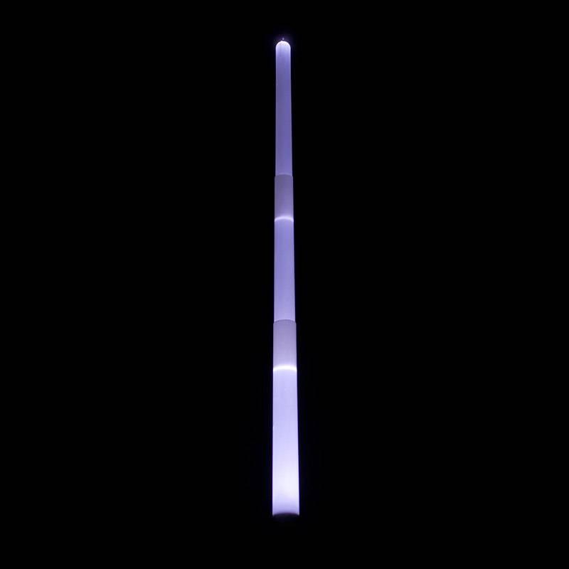 Sabre lumineux violet