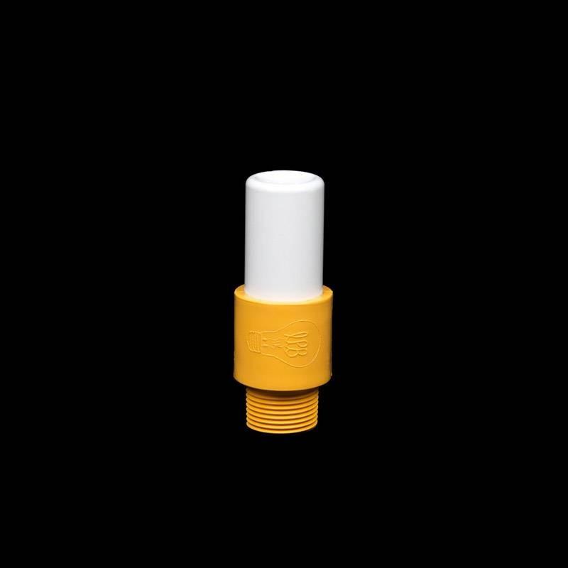 Mini tube opaque orange