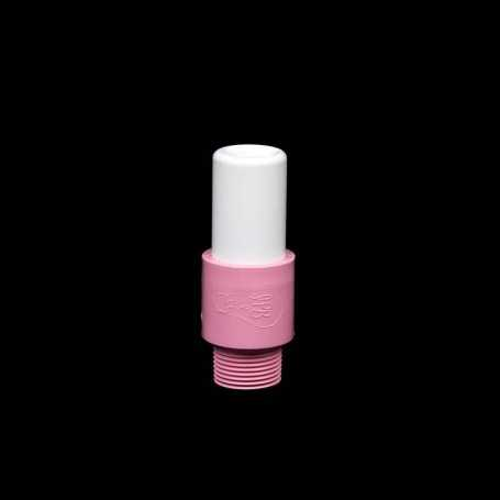 Mini tube opaque rose pour Light graffiti et Calligraphie
