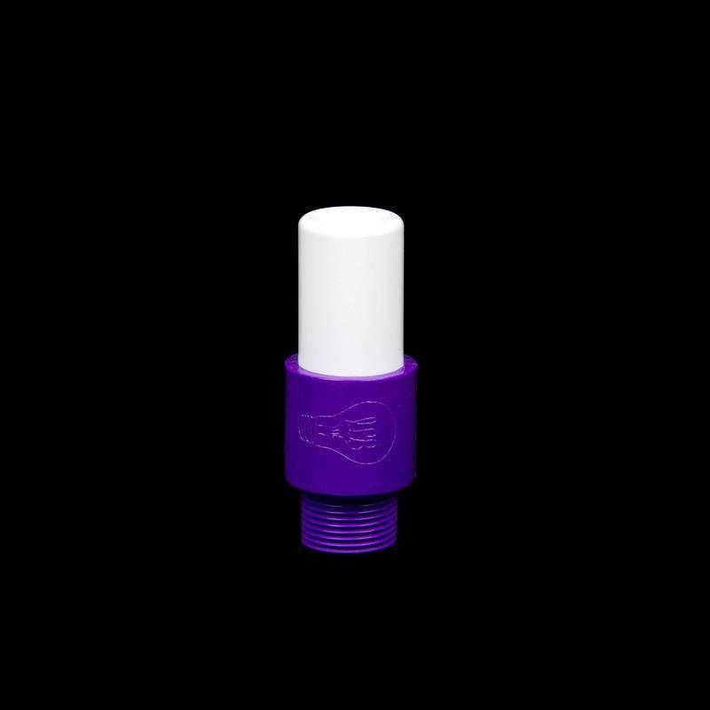 Mini tube opaque violet