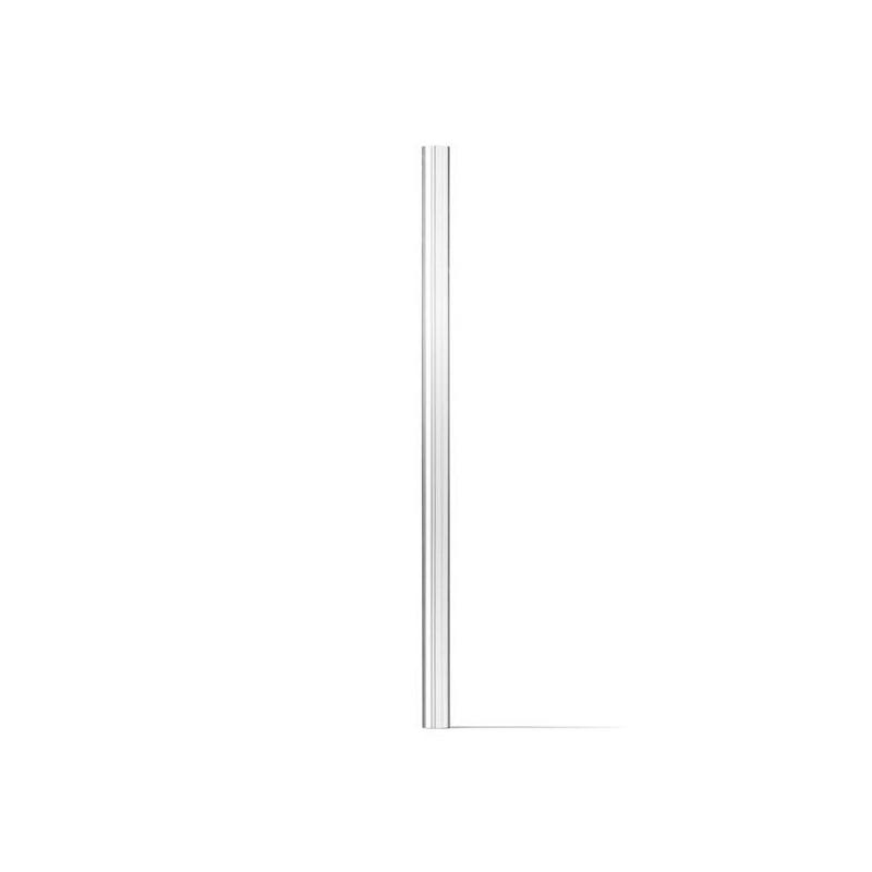 Round plexiglass with lines