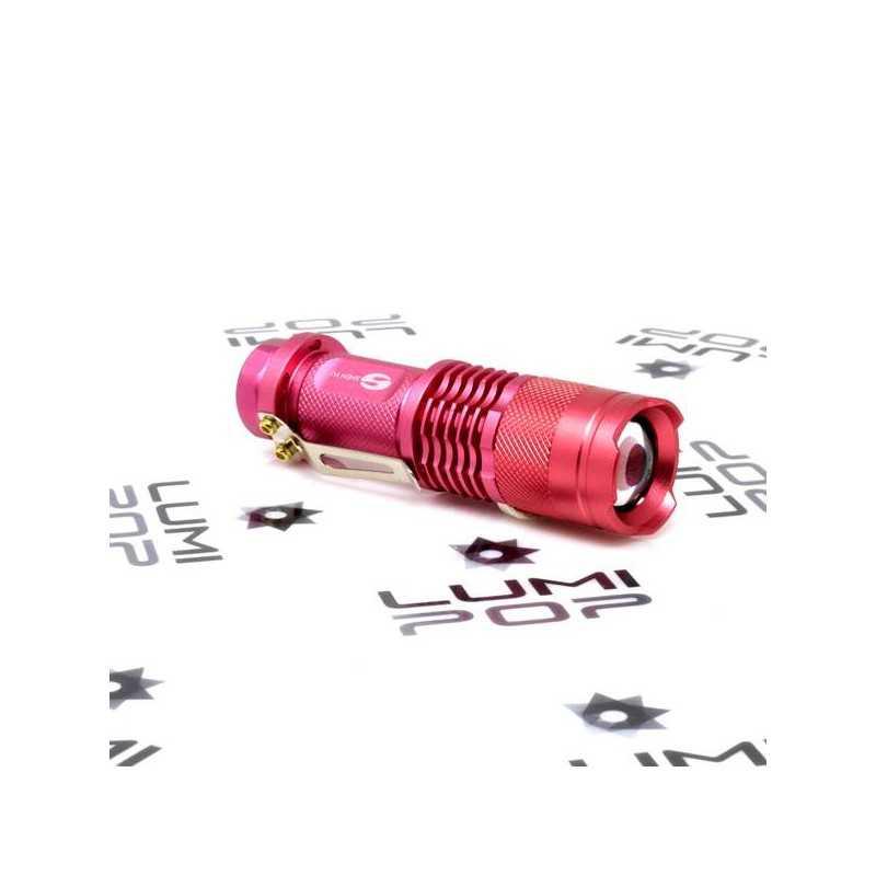Mini LED Flashlight pink