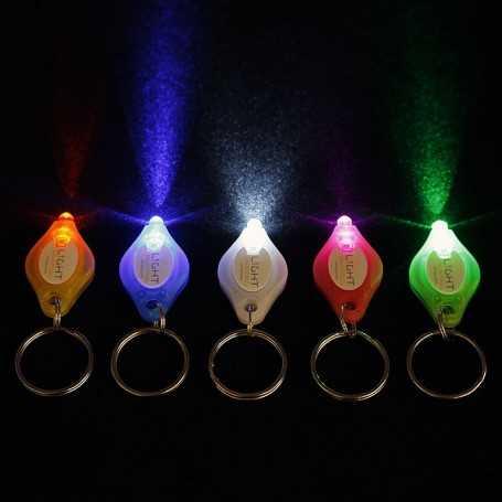 Pack 5 Mini Lampes Led Pour Light