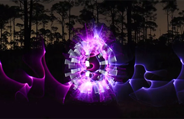 Create an electric orb